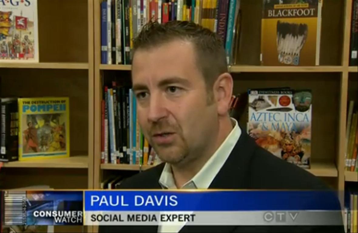 testimonials social networking safety paul davis