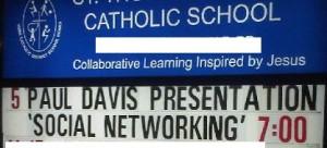 PAUL DAVIS SOCIAL NETWORKINGSAFETY