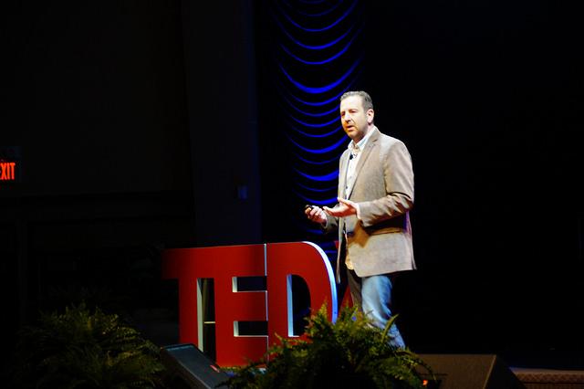 paul davis TEDx